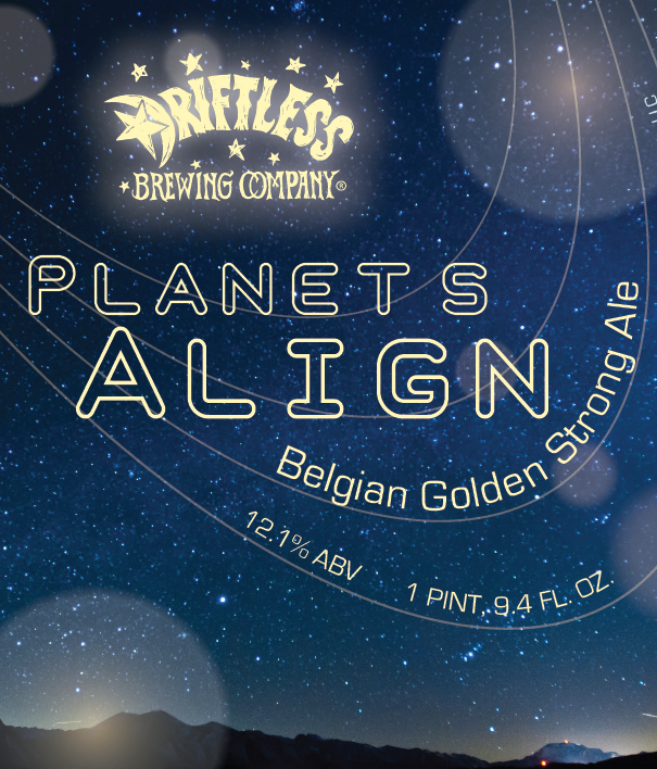 Driftless Brewing Company's Belgian Golden Strong Ale