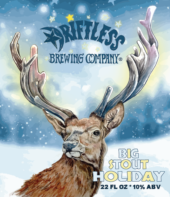 Driftless Brewing Company's Big Stout Holiday